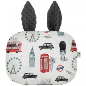 Poduszka Króliczek z uszami Londyn
